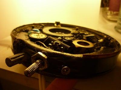 A Gmjhowe-Esque Time Machine