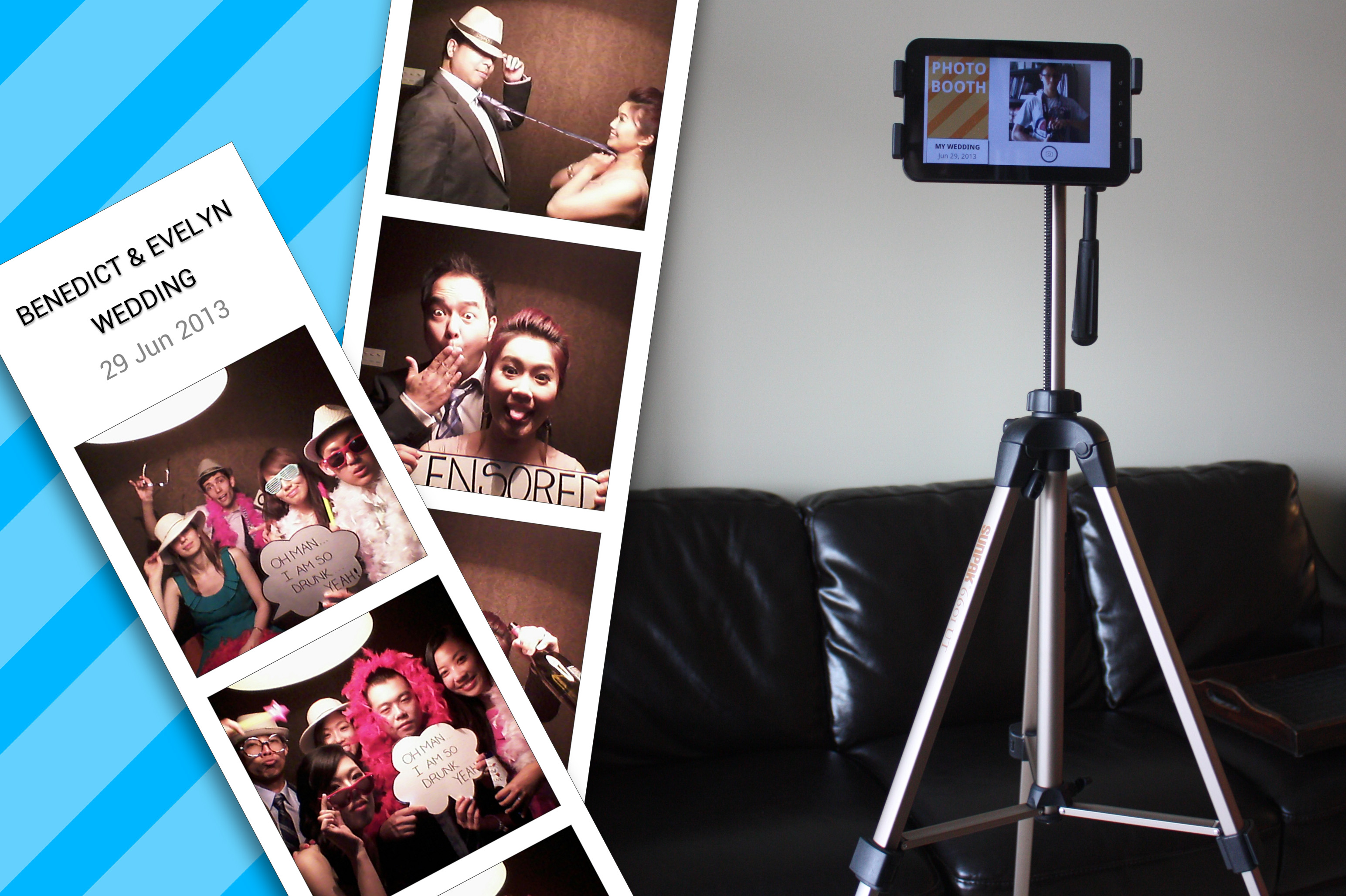 5-minute Photo Booth: 6 Steps (with Pictures)