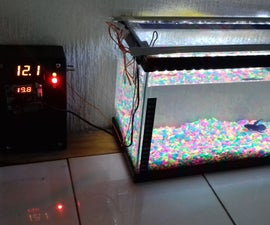 Automatic Temperature Controller for FishBowl