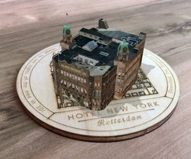 CityCoaster - Build Your Own Augmented Reality Coaster for Your Business (TfCD)