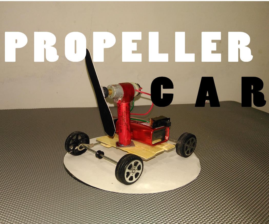 How to Make a Propeller Car: 4 Steps (with Pictures) Kav Car Alarm Wiring Diagram on