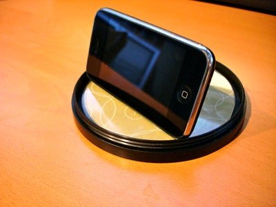 Easiest IPhone / IPod Touch Stand Ever