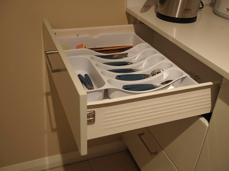 Retrofit Soft Close To Almost Any Drawer Blumotion 8 Steps Instructables