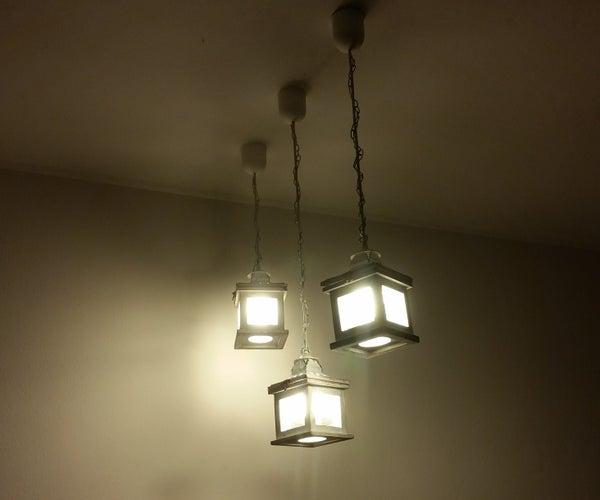 Retro Electric Tea Lamp