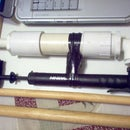 The __jrP4__ - Junior Portable Pnuematic Projectile Propogator