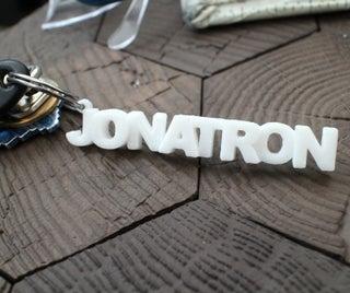 Name That Keychain