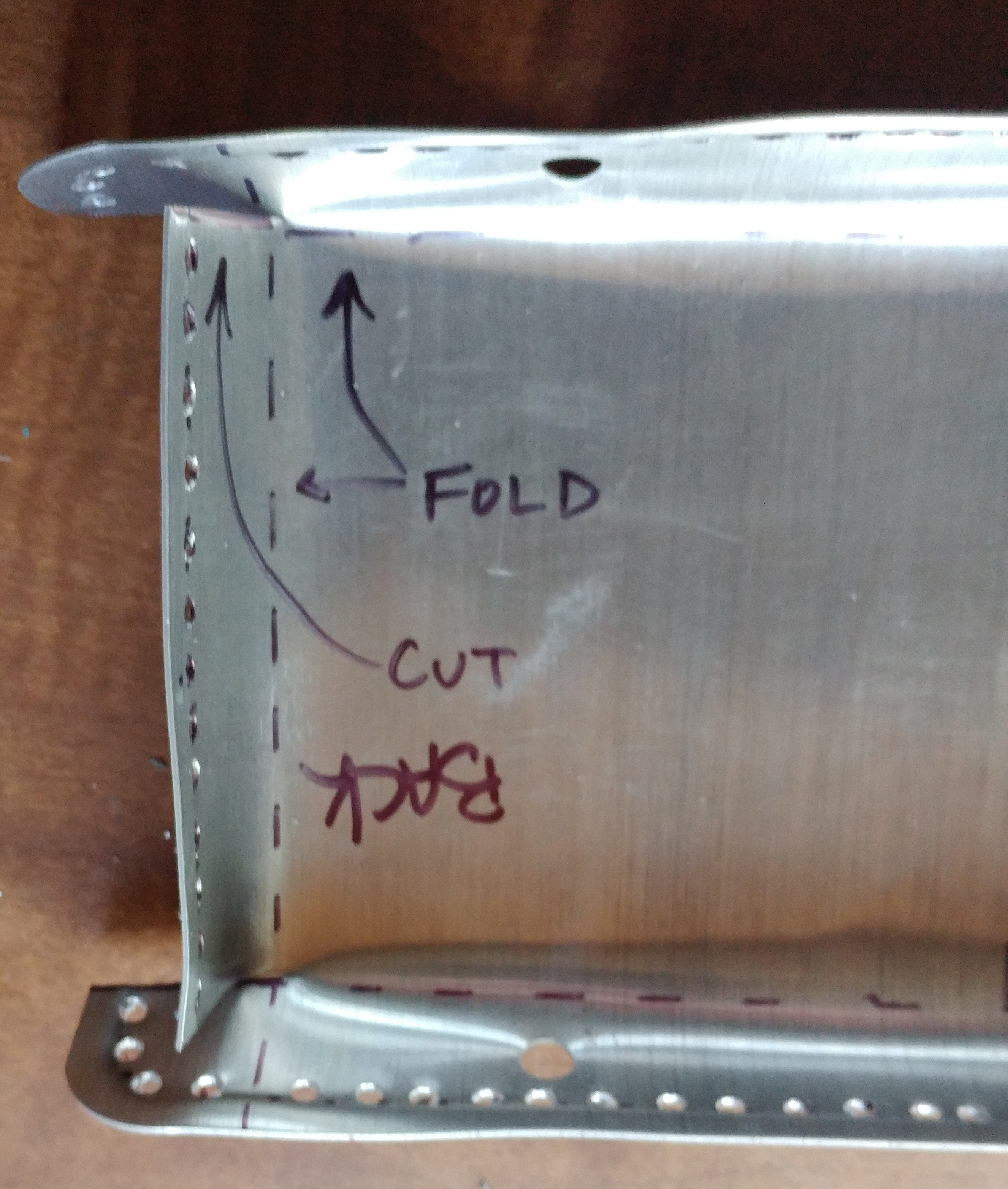 Picture of Cutting and Bending, Bending and Cutting