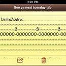 Seeya Next Tuesday Guitar Tab