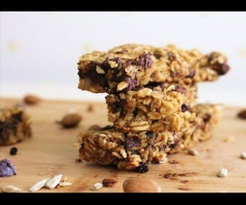 Chewy Granola Bar Recipes (+ video!)