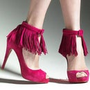 Fringe up your shoes!!!