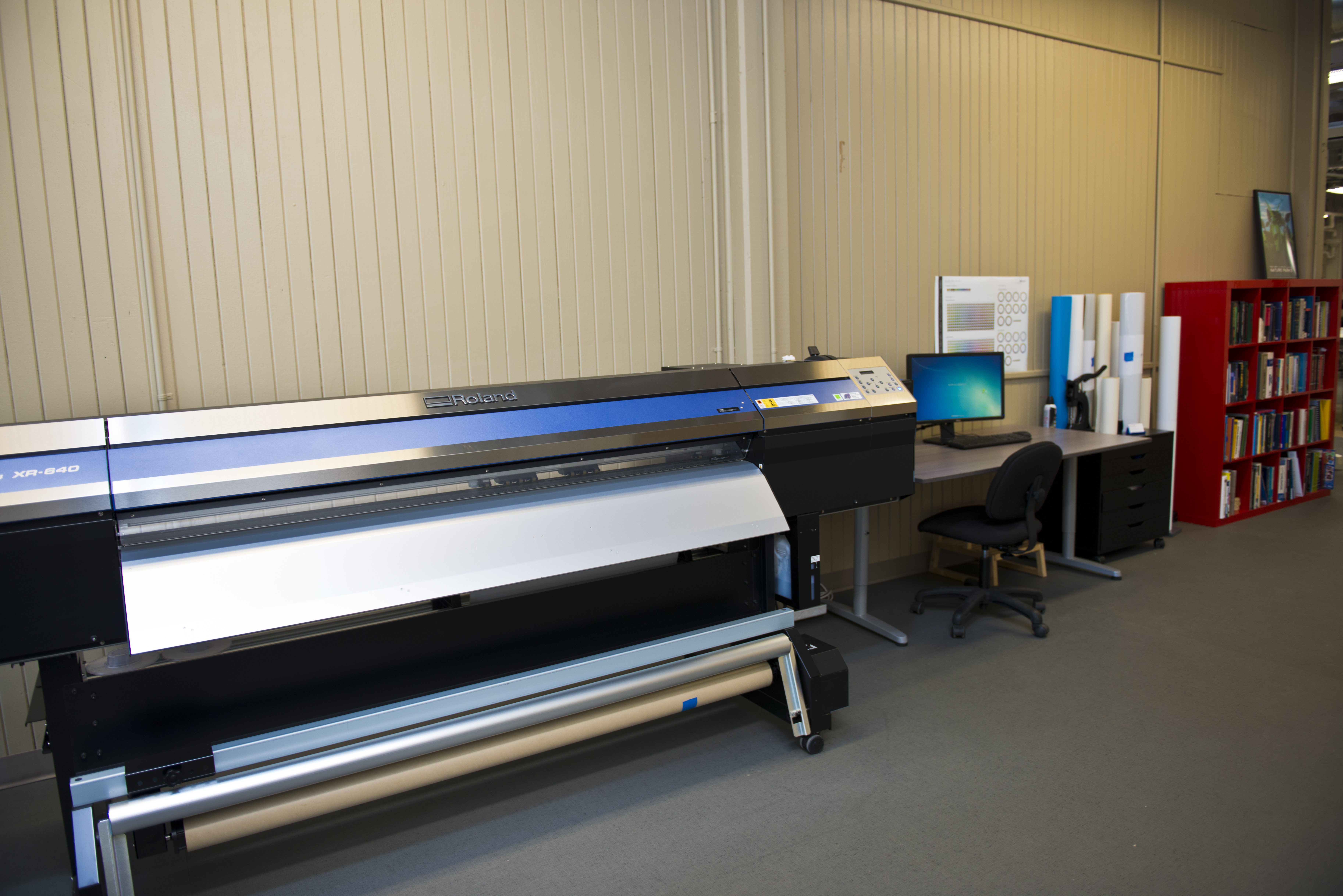 Picture of Large Format Printing