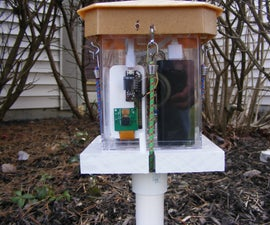 Raspberry Pi in the Wild ! Extended Timelapse With Battery Power