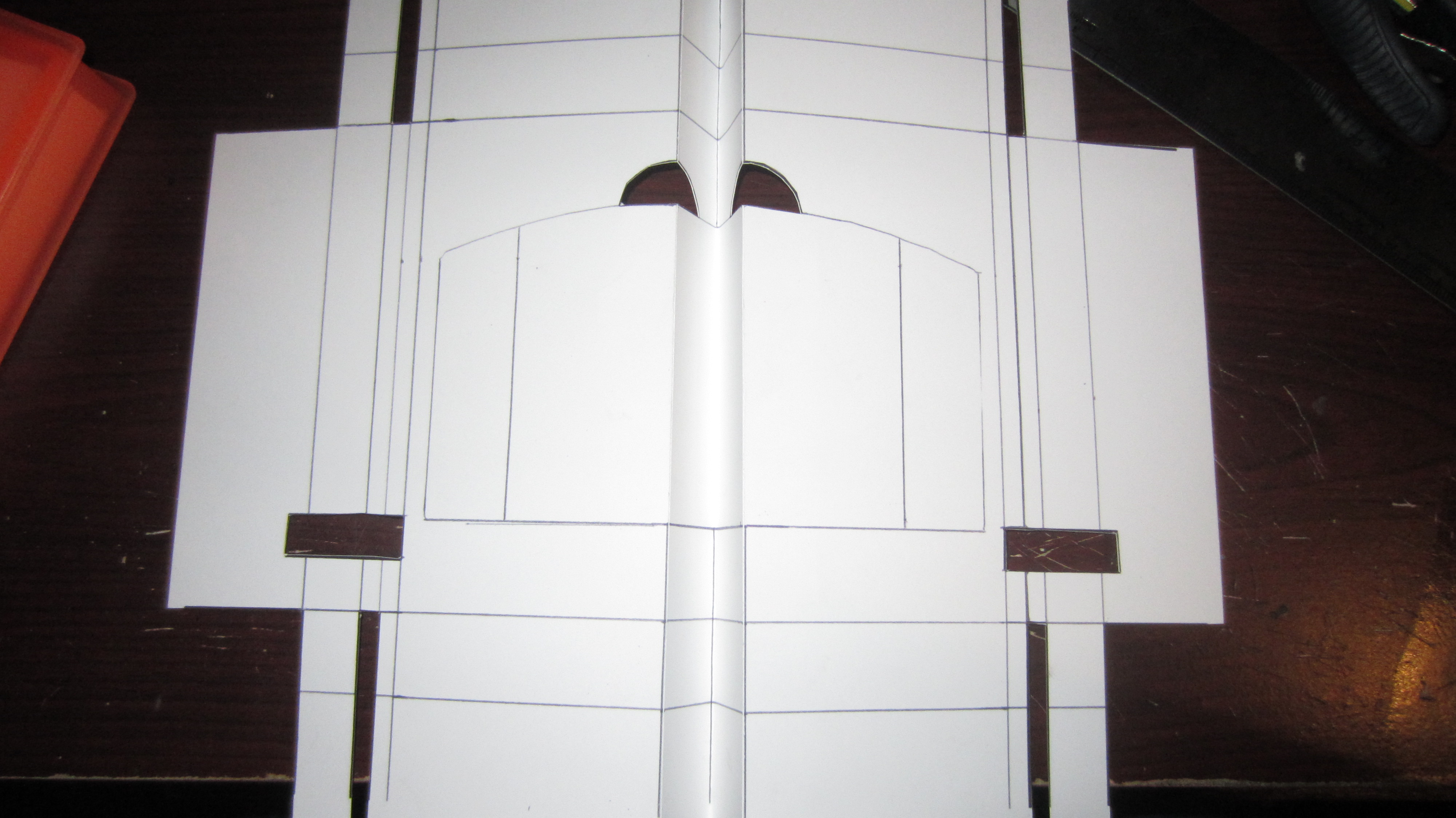 Picture of The Insert: Center Fold