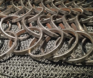 Giant Chainmaille