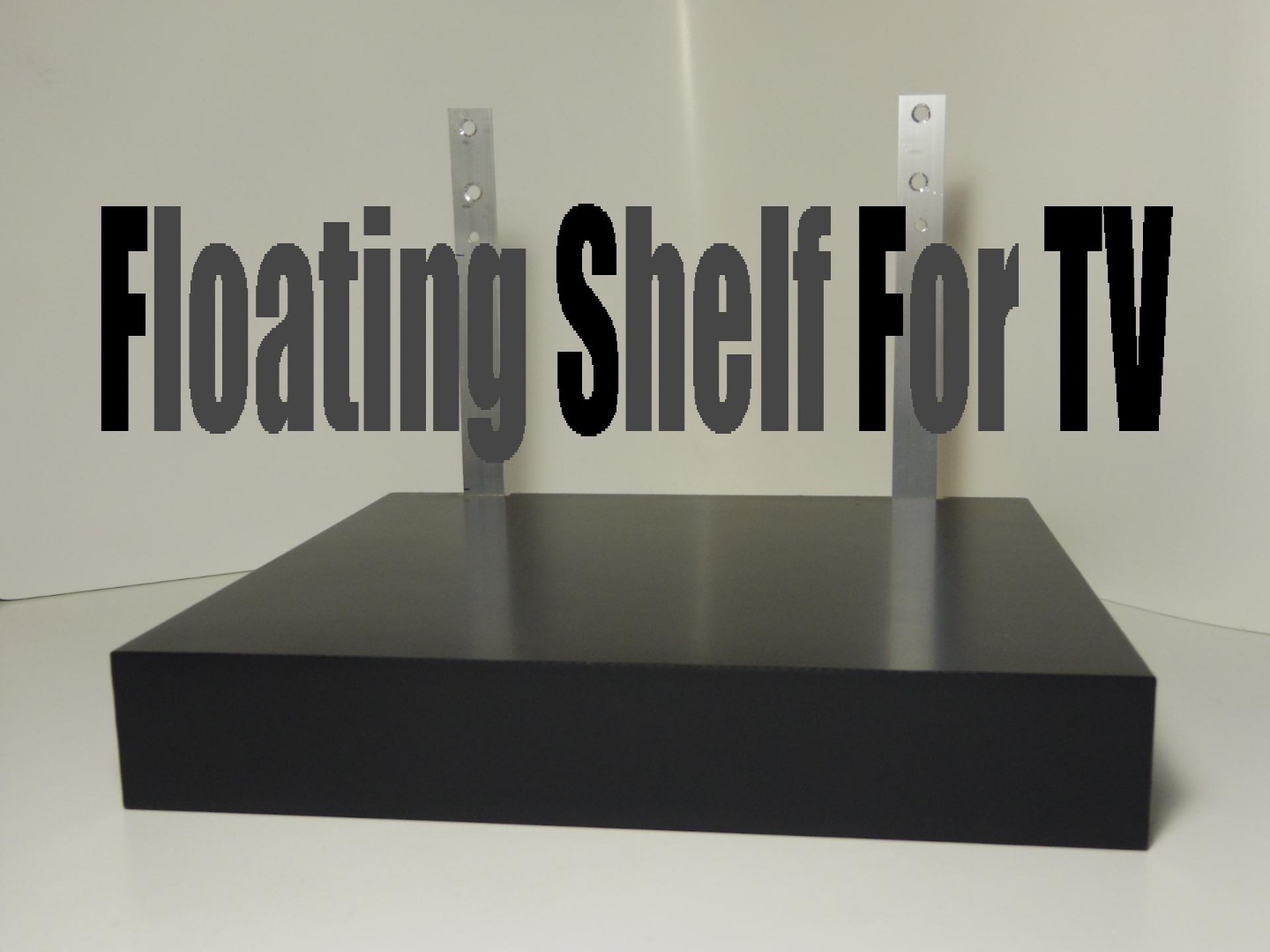 Picture of Floating Shelf for TV