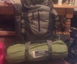 My Essential Camping Pack