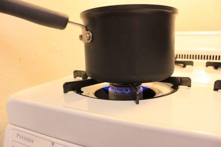 Making the Caramel