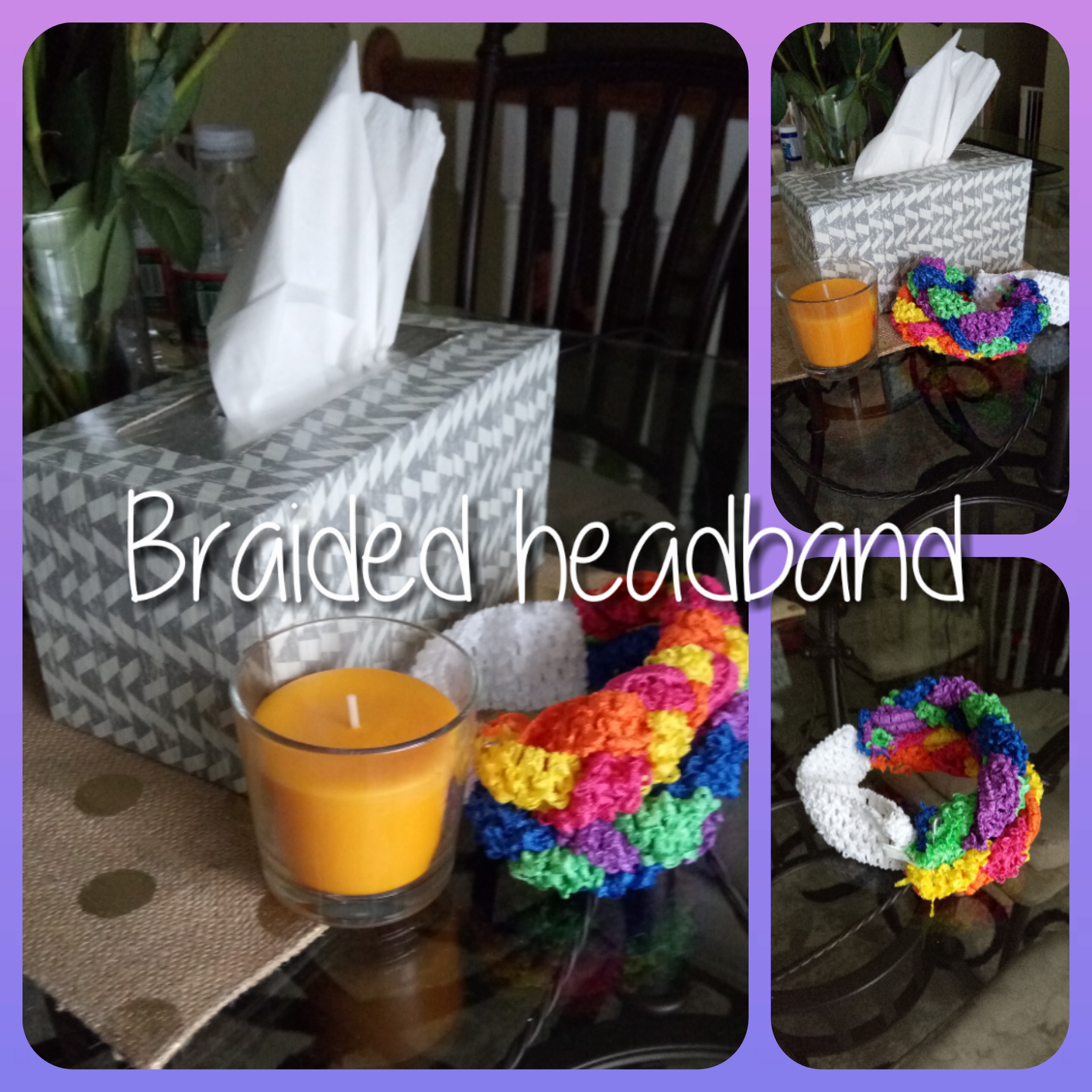 Picture of Another Way to Make a Braided Headband