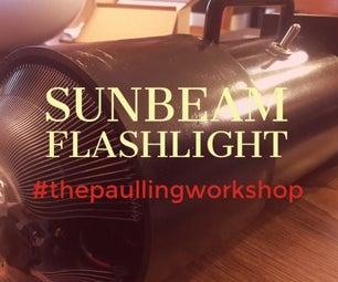 Sunbeam Flashlight