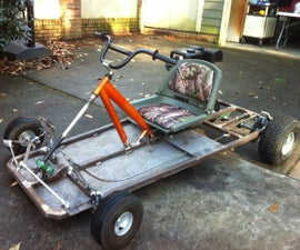 How to Make a Go-Kart