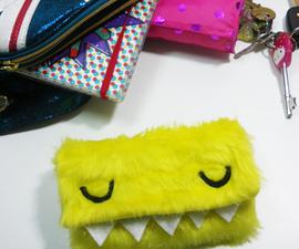 Fluffy Monster Case