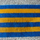 Doormat Made Out of Straw