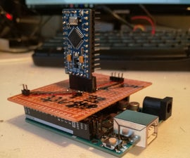 ardiuno pro mini programer tool