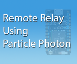 Remote Relay Using Particle Photon