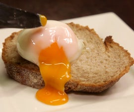 How to Cook 1 Minute Poached Eggs