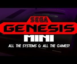 Sega Genesis Mini Classic