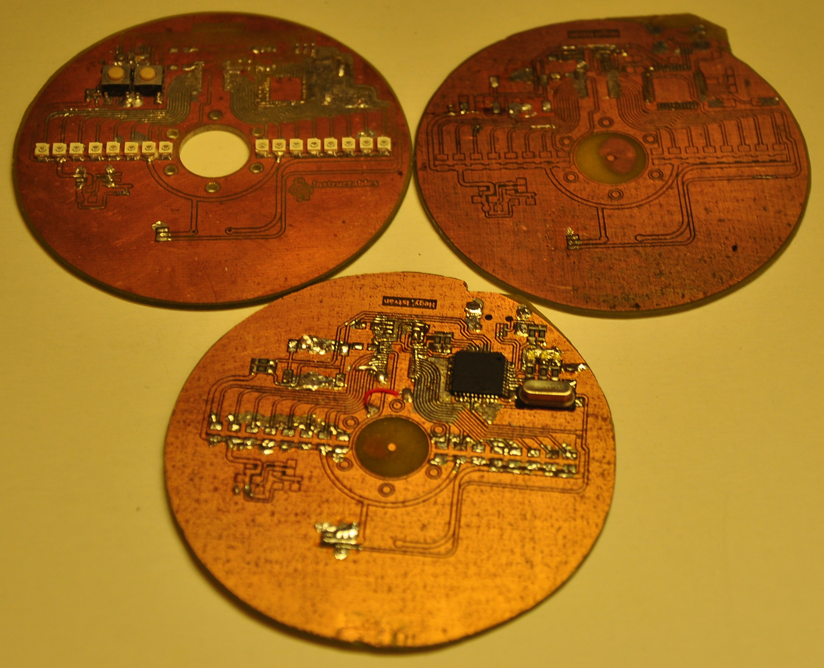 Picture of Starting Up the Upper Board, Communication With the Peripherals