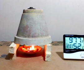 How to Make Space Heater
