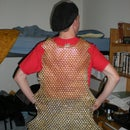 Chainmaille Tab Cape