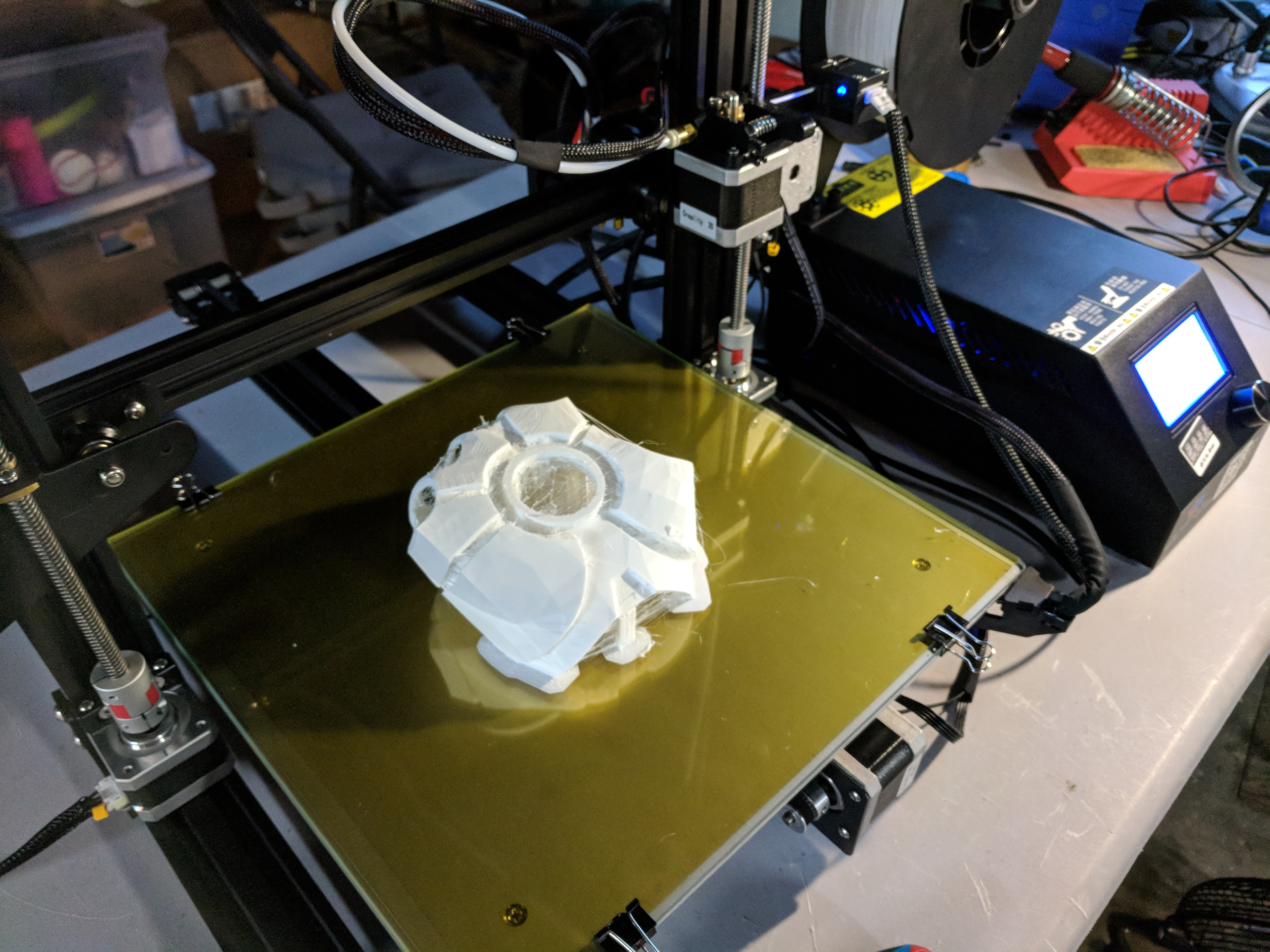 Picture of 3D Print!