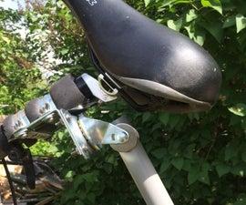 Bike Trailer Hitch
