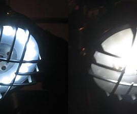 LED Motorcycle Headlight
