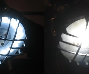 LED Motorcycle Headlight
