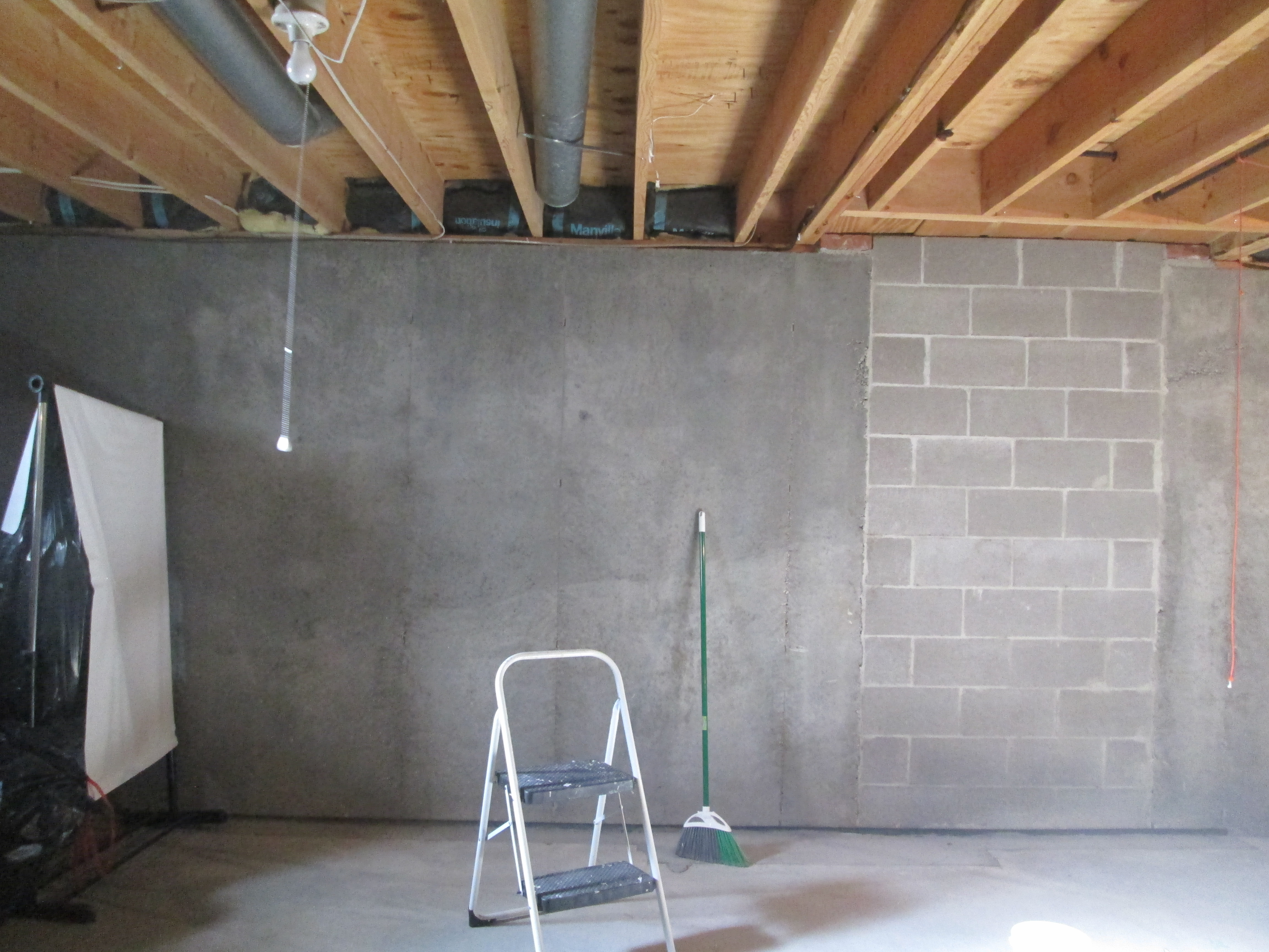 Picture of Find and Clear a Space in the Basement or Garage.