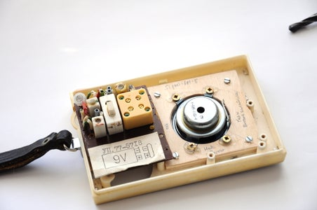 Speaker Mounting Plate