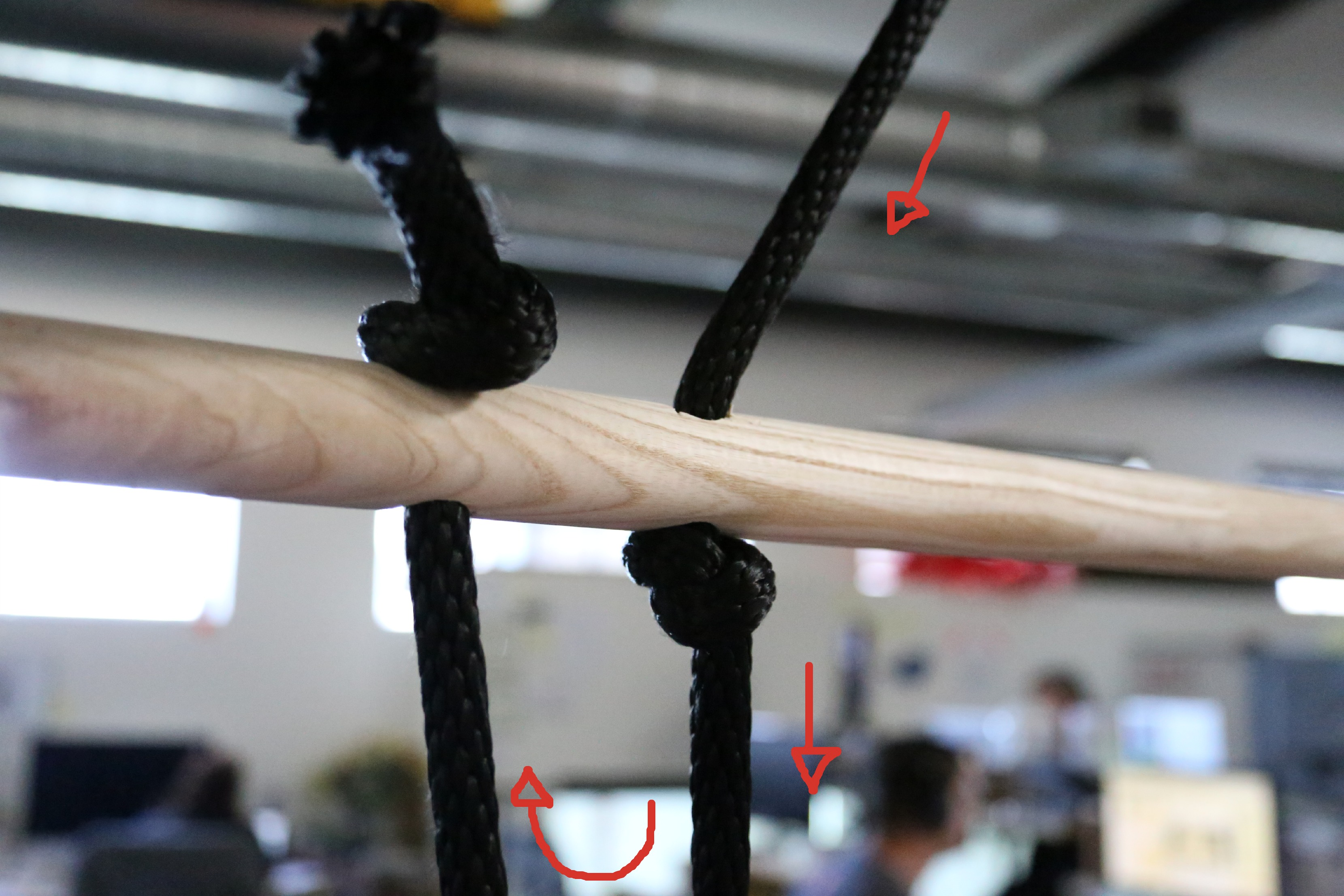 Picture of Thread Through Dowel Again