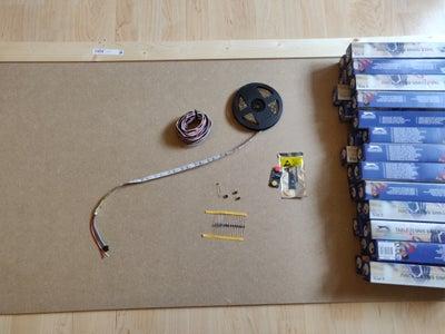 Materials / Tools: