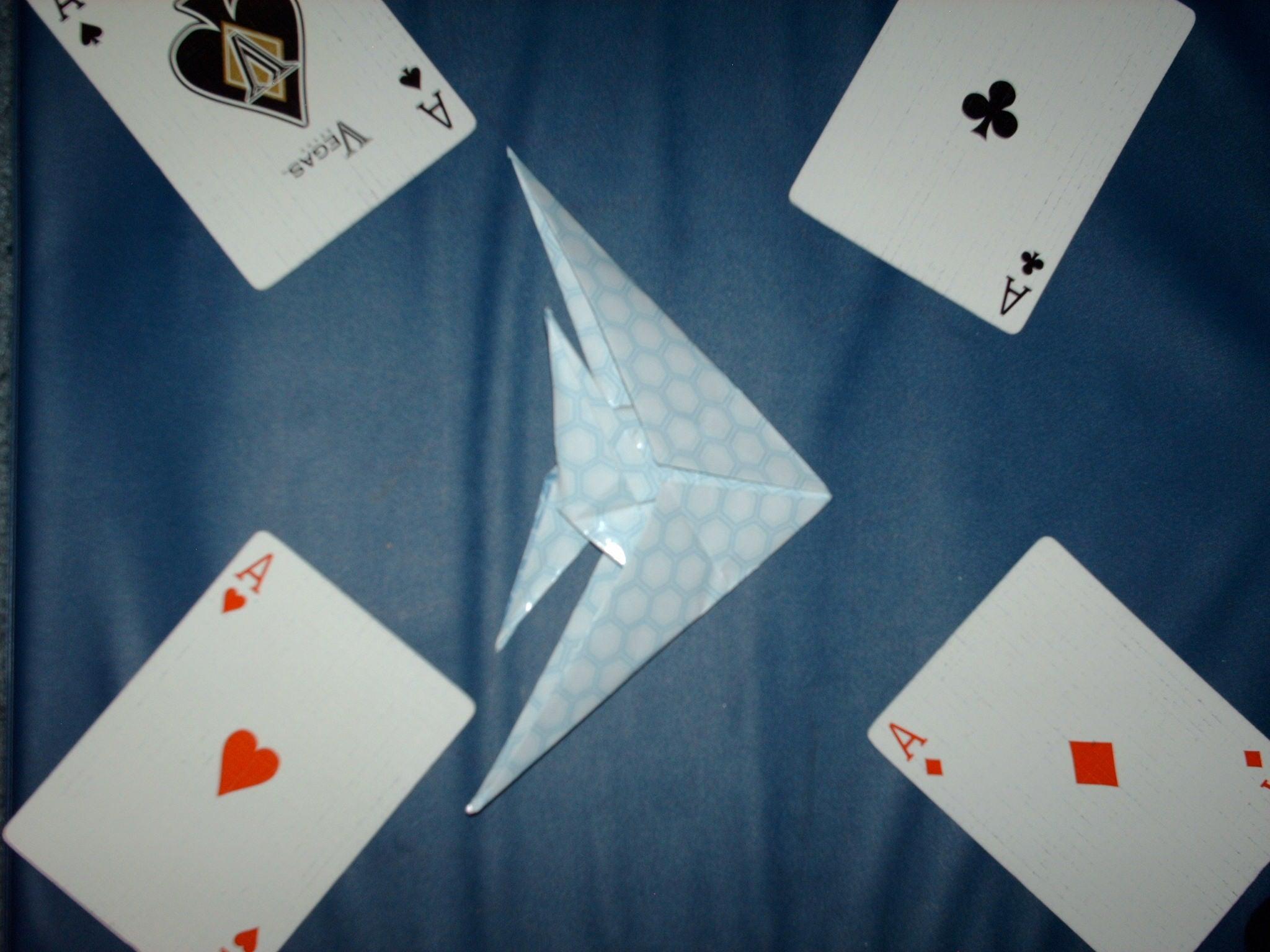 Origami Angel Fish   1536x2048