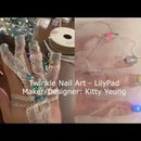 Twinkle Twinkle Nail Art - SparkFun LilyPad