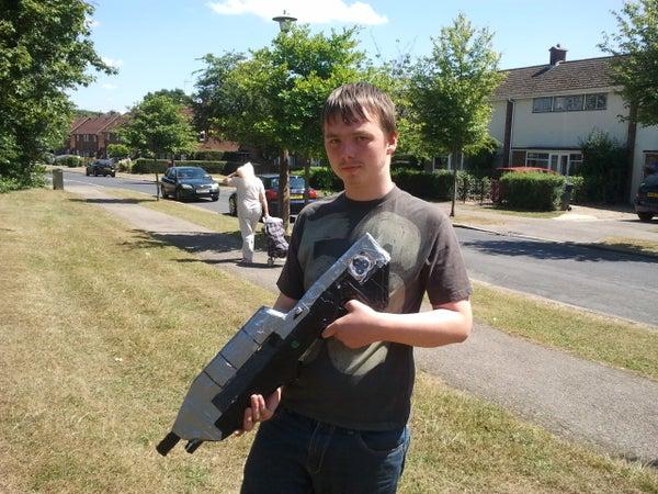 MA5C Assault Rifle (Halo 3)
