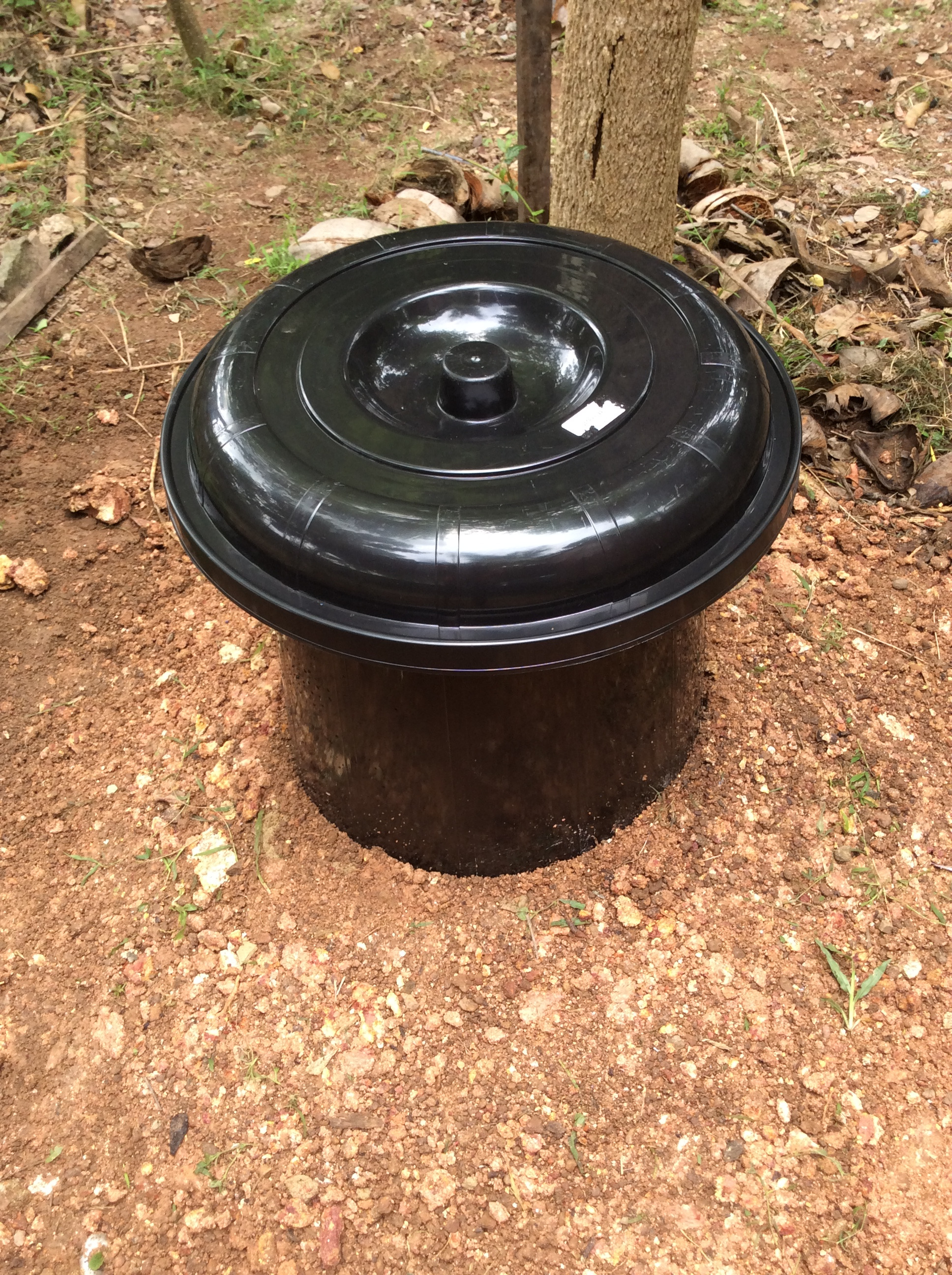 Picture of DIY Compost Bin