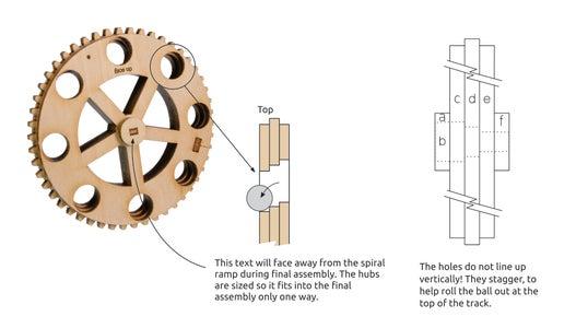 Gear Wheel Assembly