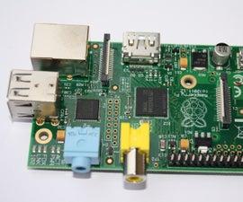 Raspberry Pi Webserver