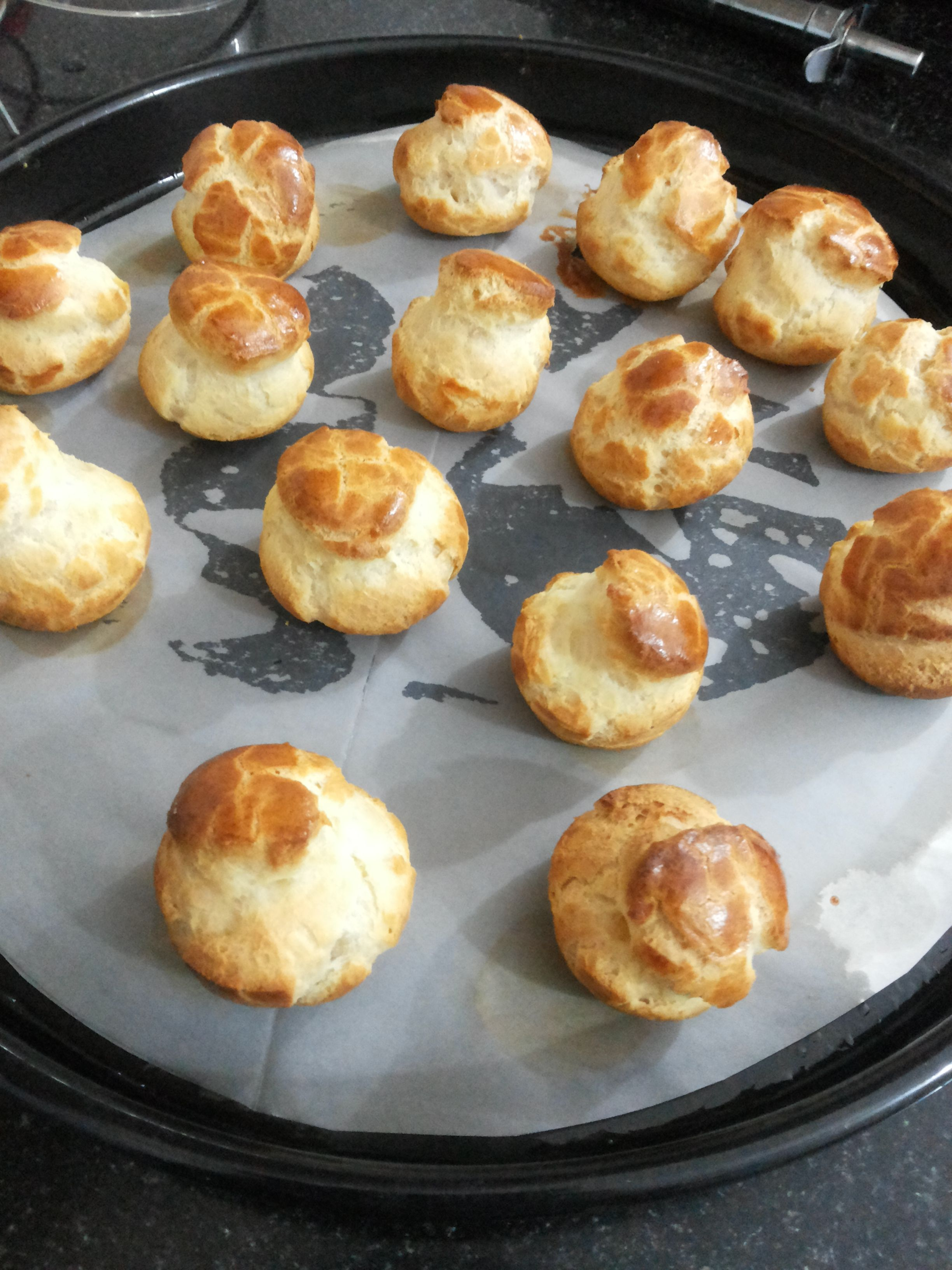 Picture of Eclair Shells