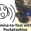 Introduction to Pocketsphinx for Voice Controled Applications