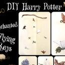 "Harry Potter ""Enchanted Flying Keys"""